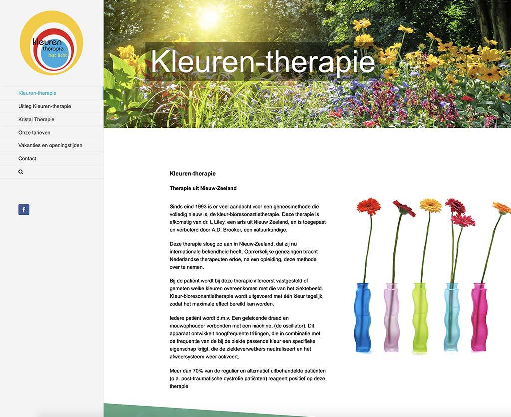kleuren-therapie