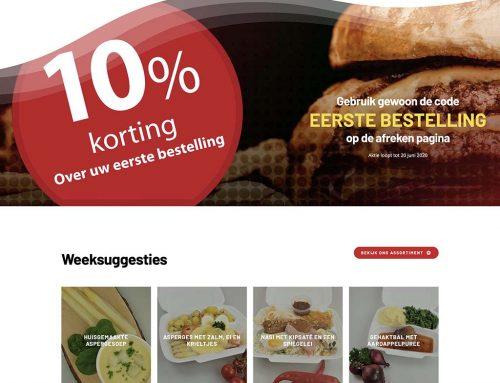 Webwinkel voor Meals & Snacks
